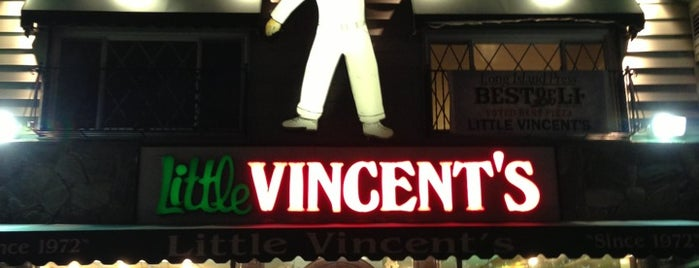 Little Vincent's Pizza is one of Best Pizza Places.