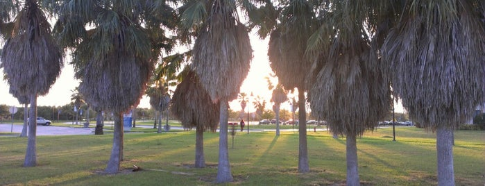 FAU Jupiter Disc Golf Course is one of first.