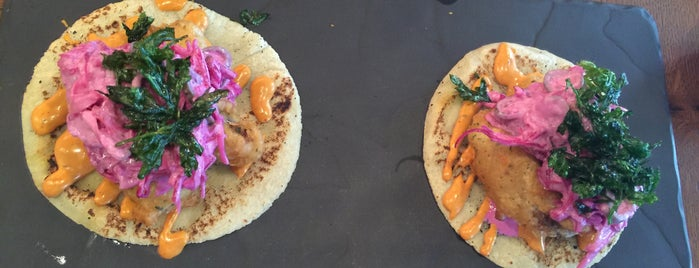 Mole Taco Bar is one of Mexico in London.