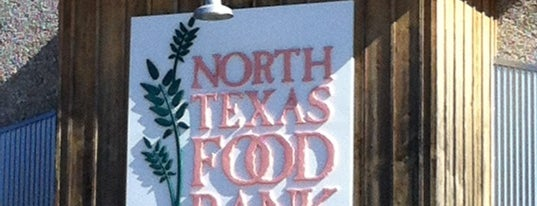 North Texas Food Bank is one of Not-so-Usual Things to Do.