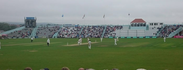 Scarborough Cricket Club is one of Things to do in Scarborough.