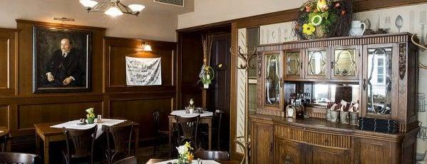 Рестораны, пивоварни, кафе, пабы Праги