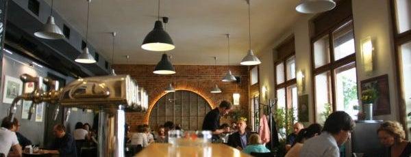 U Kroka is one of Рестораны, пивоварни, кафе, пабы Праги.
