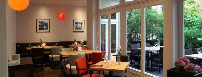 Atelier Red&Wine is one of Рестораны, пивоварни, кафе, пабы Праги.