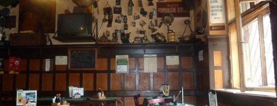 U Sadu is one of Рестораны, пивоварни, кафе, пабы Праги.