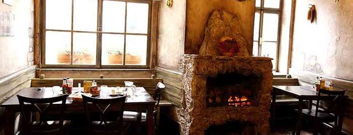 Blatnice is one of Рестораны, пивоварни, кафе, пабы Праги.