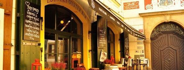 Zdenek's Oyster Bar is one of Рестораны, пивоварни, кафе, пабы Праги.
