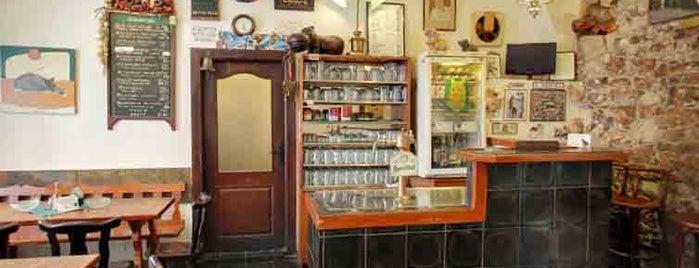 U Hrocha is one of Рестораны, пивоварни, кафе, пабы Праги.
