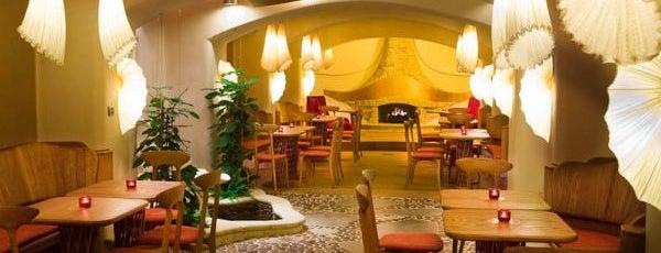 Maitrea is one of Рестораны, пивоварни, кафе, пабы Праги.