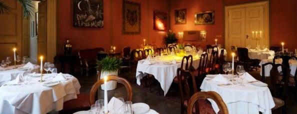 Pálffy Palác Restaurant is one of Рестораны, пивоварни, кафе, пабы Праги.