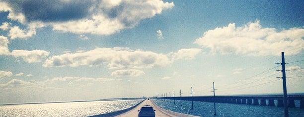 Pigeon Key is one of Florida Keys.