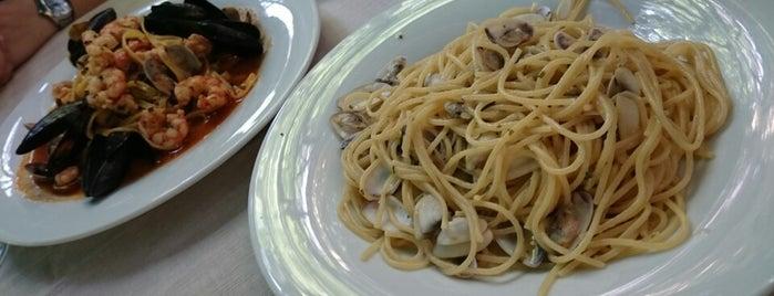 Trattoria Al Pescatore is one of Il buon pesce a tavola.