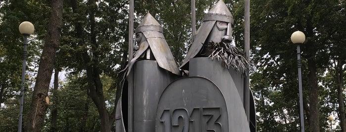 Речица is one of Города Беларуси.