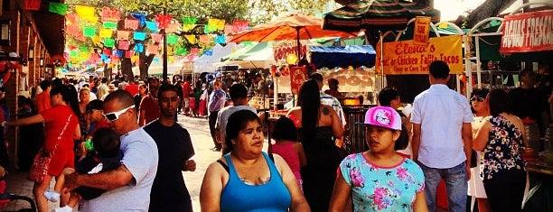Historic Market Square San Antonio is one of My Trip to San Antonio.