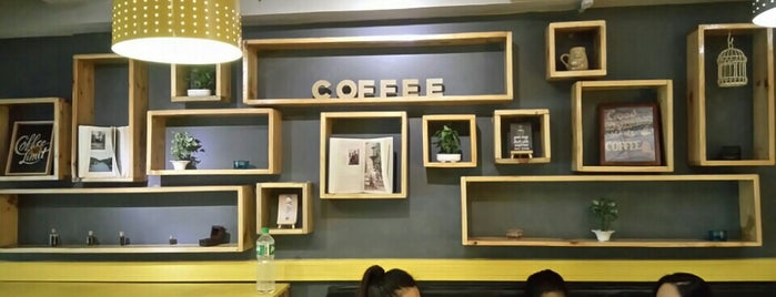 Coffee Avenue is one of Foodtrip.