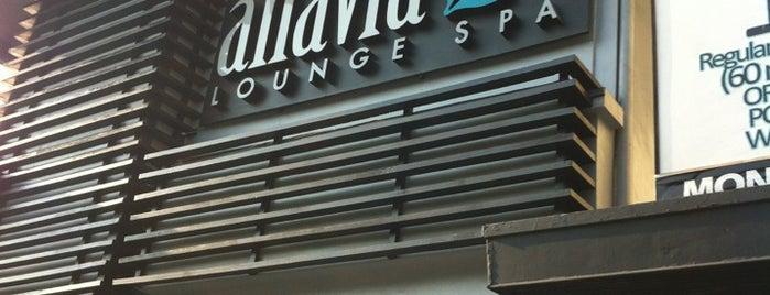 Ahavia Lounge Spa is one of Guide to San Juan.