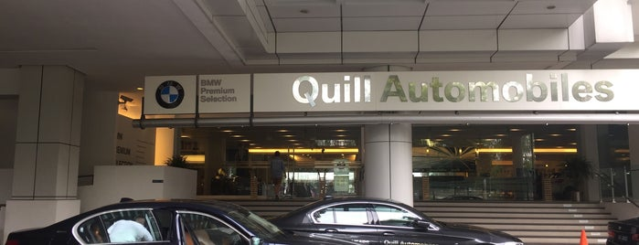 BMW Showroom - Quill Automobiles PJ is one of b.