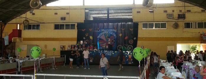 Centro de Convivência Padre Miguel is one of #Rio2013 | Catequese [Portuguese].