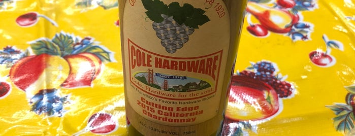 Cole Hardware is one of Eat, Drink & Enjoy San Francisco.