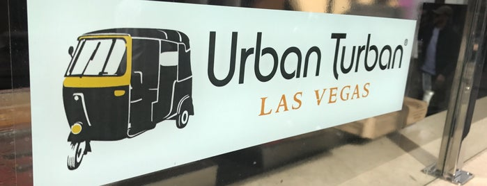 Urban Turban Bombay Kitchen & Tapas E is one of The 15 Best Places for Samosas in Las Vegas.
