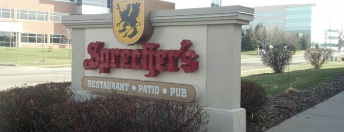 Sprecher's Restaurant & Pub is one of Places to Check Out!.