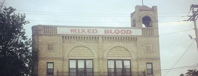 Mixed Blood Theatre is one of City Pages Best of Twin Cities: 2014.