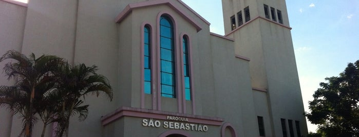 Paróquia São Sebastião is one of #Penha2013 | Nossa Senhora da Penha - Peregrinação.