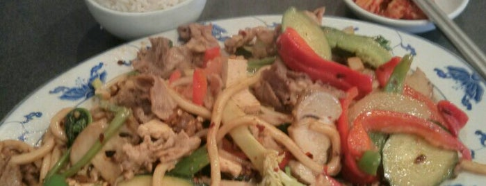 Mongo's Stir Fry Grill is one of Tidbits Vancouver 2.