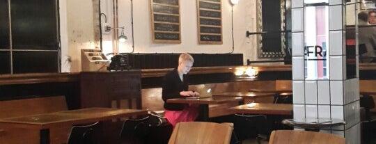 FRANK is one of The Barman's bars in Tallinn.