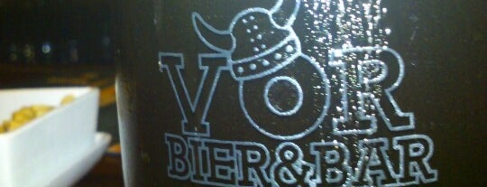 Vor Beer & Bar is one of Restaurantes Asturias.