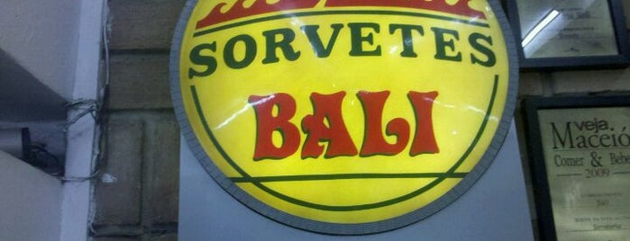 Sorveteria Bali is one of Maceió.