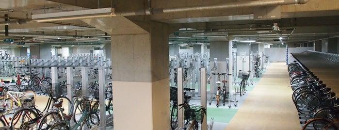 武蔵小杉駅周辺自転車等駐車場第5施設 is one of 武蔵小杉再開発地区.