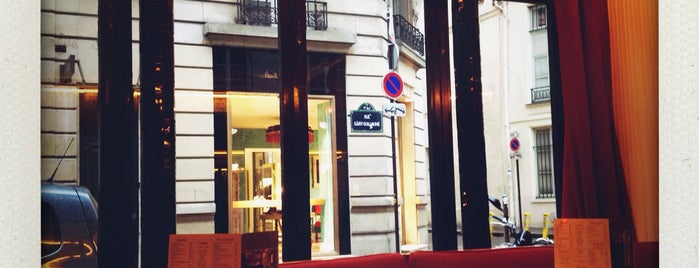 Le Basile is one of Paris // For Foreign Friends.