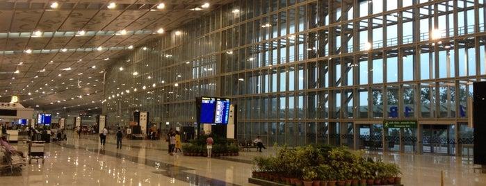 Netaji Subhash Chandra Bose International Airport (CCU) is one of HAVALİMANLARI.