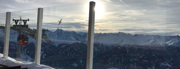 Schönjoch Bergstation is one of Ski.