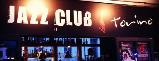 Jazz Club Torino is one of ZeroGuide • Torino.