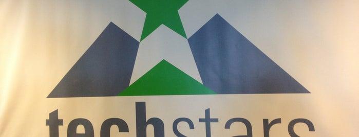 TechStars is one of Boston Tech.