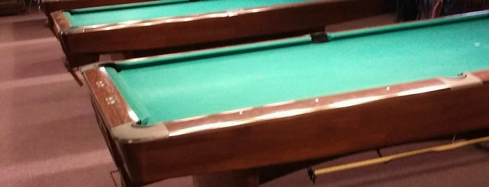 Van Phan Billiards and Bar is one of places to go.