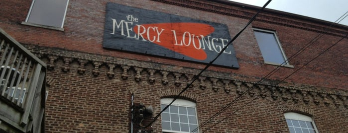 Mercy Lounge is one of Places To Visit In Nashville.