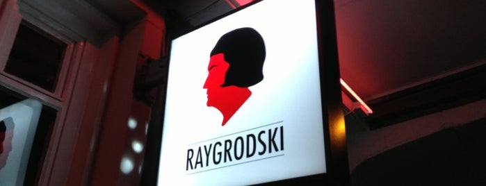 Raygrodski is one of Zurich Guide.