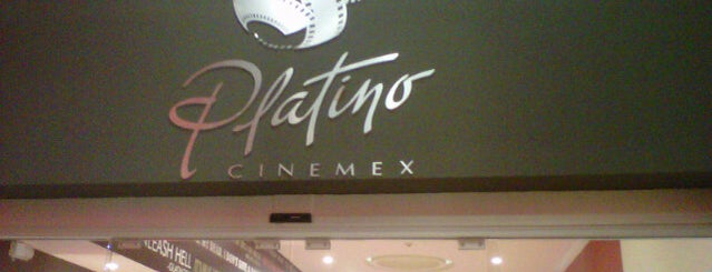 Cinemex is one of Favorite Arts & Entertainment.