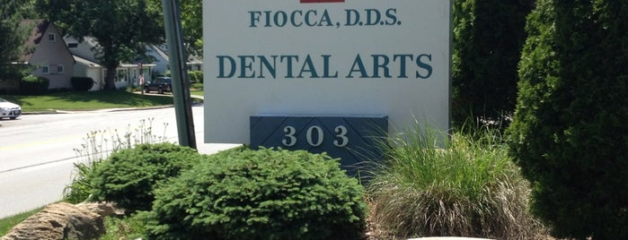Dr. John Fiocca, DDS is one of DISCOVER DENTISTS® Ohio.