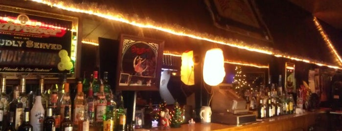 Friendly Lounge is one of Must-visit Dive Bars in Philadelphia.