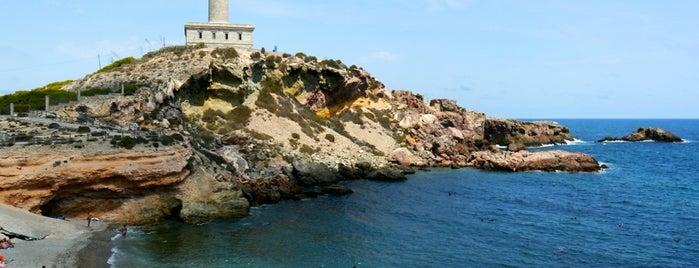 Faro de Cabo de Palos is one of Faros.