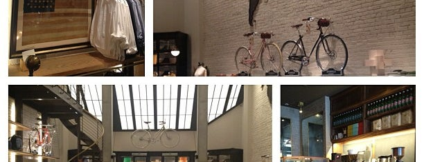 Shinola Flagship Tribeca is one of NYC.