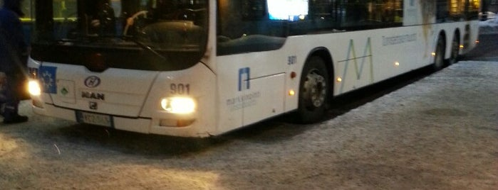 HSL Bussi 43 is one of Public transportation.