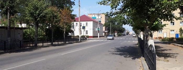 Ливны is one of cities.