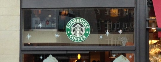 Starbucks is one of Must-visit Food in Hamburg.