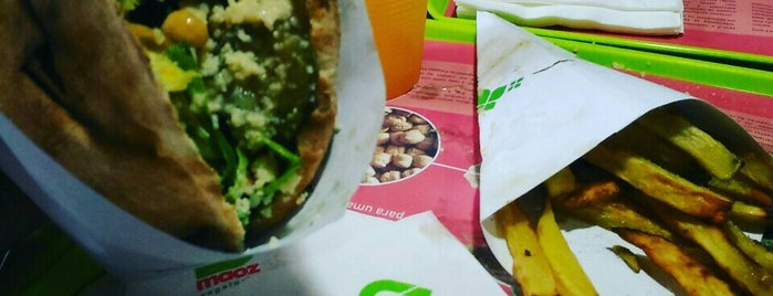 Maoz Vegetarian is one of Pra almoçar.