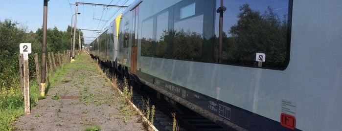 Station Eichem is one of Bijna alle treinstations in Vlaanderen.